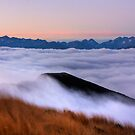 Cotton Clouds by Mike Johnson