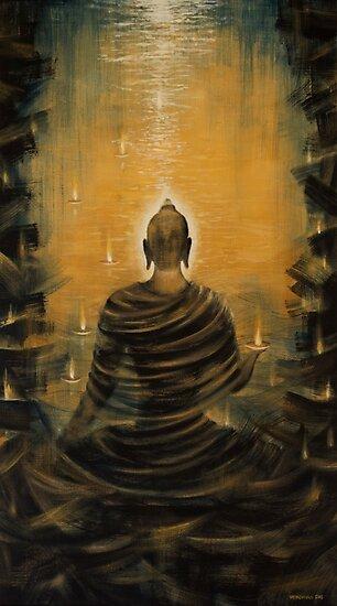 Nirvana ocean by Vrindavan Das