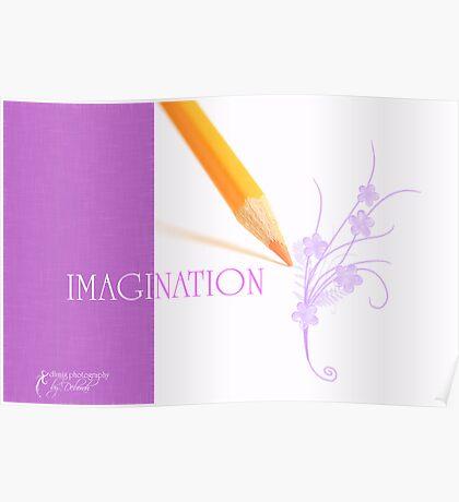 Pencil IMAGINATION Poster