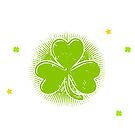 Happy St Patrick's Day With 0% Irish Funny by 686884915