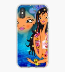 Hula Honey Baby iPhone Case