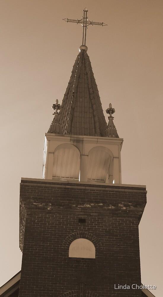 Church Series - 11 by Linda Cholette