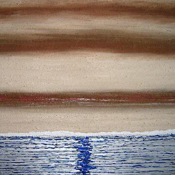 Sandy Sky, Shining Sea by Dan-Carman