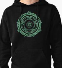 Astaroth Clan Magic Circle Pullover Hoodie