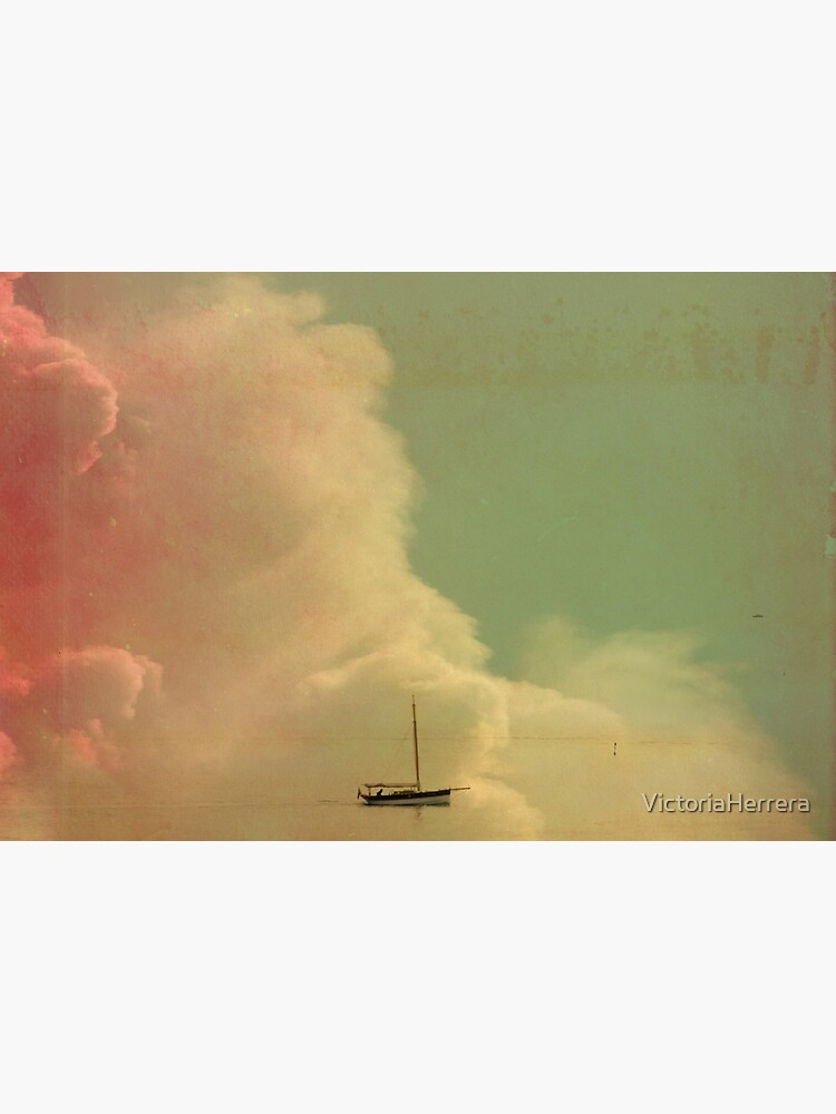 Once Upon a Time a Little Boat by VictoriaHerrera