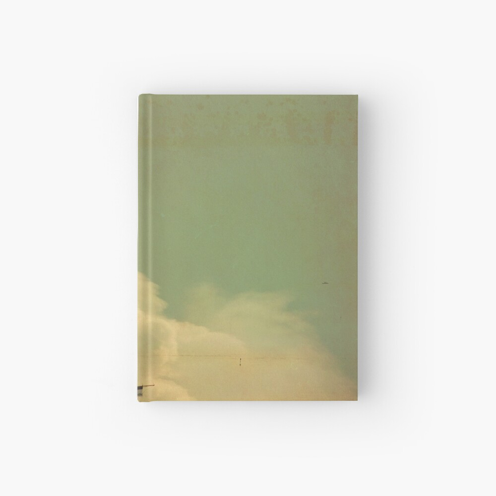 Once Upon a Time a Little Boat Hardcover Journal