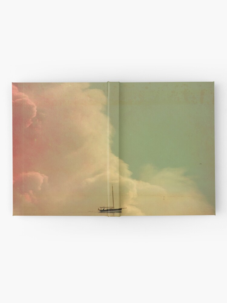 Alternate view of Once Upon a Time a Little Boat Hardcover Journal