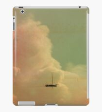 Once Upon a Time a Little Boat iPad Case/Skin