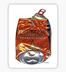 Rock Star Energy Sticker