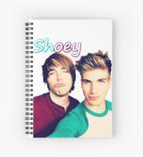 Shoey Circa. 2013  Spiral Notebook