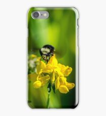 Buzzin' on by iPhone Case/Skin