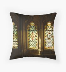 Gloucester Cathedral, England Throw Pillow