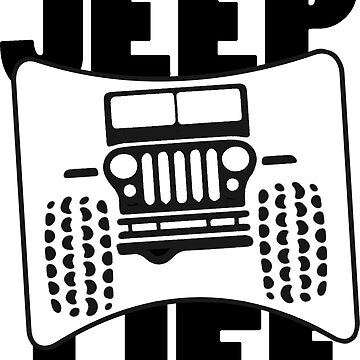 Jeep Life by alydcci