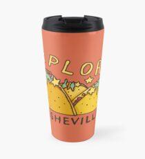 Asheville Taco Mountain Travel Mug
