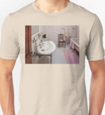 Building Trades - Plumber - The Bathroom  Unisex T-Shirt