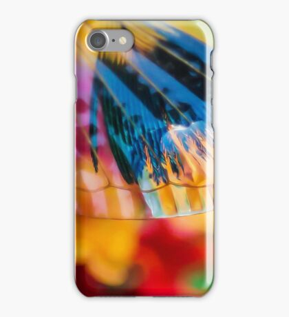 Beneath the Veil of Your Touch iPhone Case/Skin