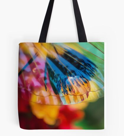Beneath the Veil of Your Touch Tote Bag