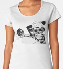 Fear And Dying In Las Vegas Women's Premium T-Shirt