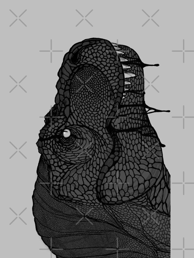 Tirano saurio Rex de Kanamey