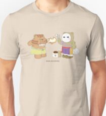 BEARS and FIGHTERS - Shmore time! Unisex T-Shirt
