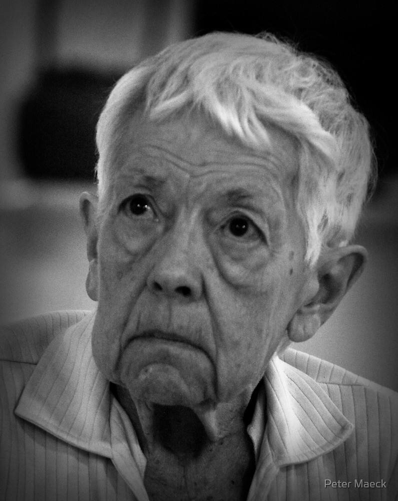 Centenarian by Peter Maeck
