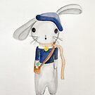 Archie Bunny by MarleyArt123