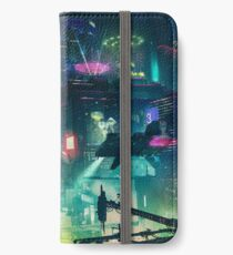 Mega City Nights Futuristic Tokyo iPhone Wallet/Case/Skin