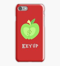 Big Macintosh - Incredibly deep quote iPhone Case/Skin