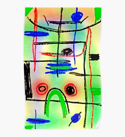 Samsung Galaxy Tab 3 sketch #27 Poster