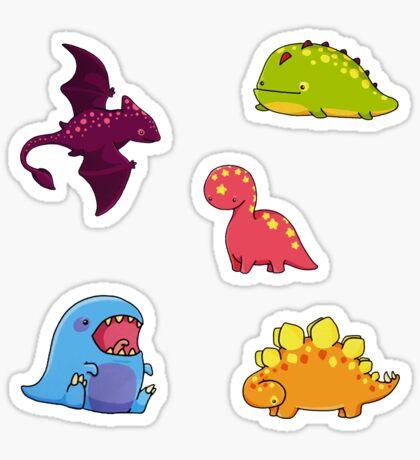 Dinos Pack Sticker