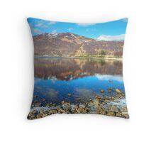 Loch Rannoch Throw Pillow