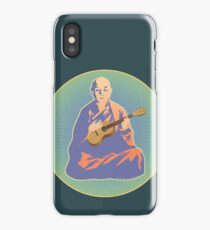 Ukulele Dharma iPhone Case