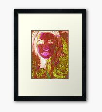 Linaji Lady of the Light Framed Print