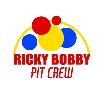 Ricky Bobby Pit Crew by everything-shop