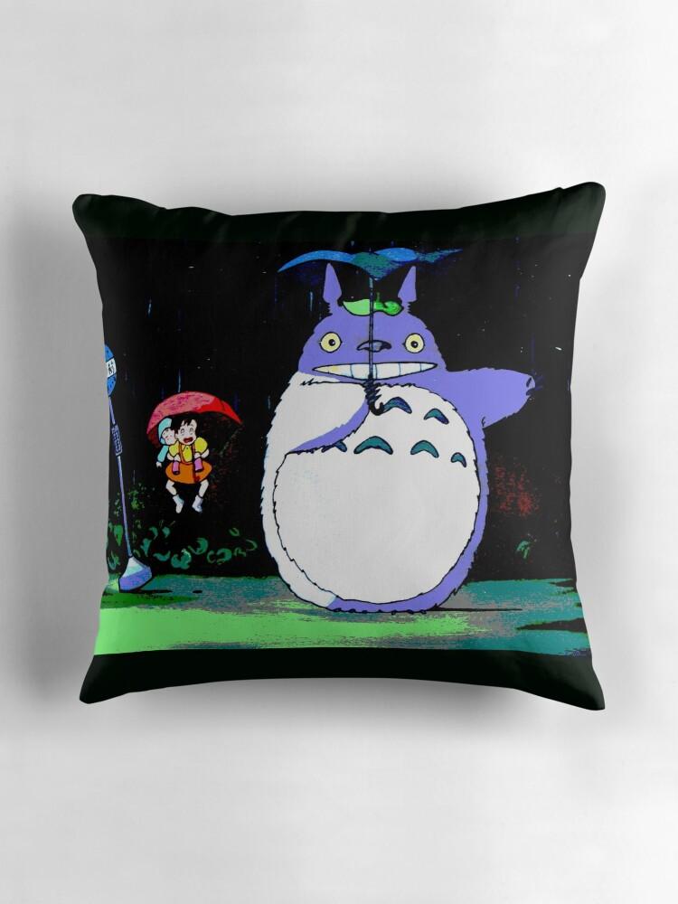 Perfect Totoro Mix Up! By Hannah Davidson