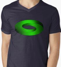 Op tickle ring Men's V-Neck T-Shirt