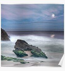 Dawn at Bennion Beach Poster