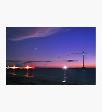 Stars of Fort de Soto Photographic Print