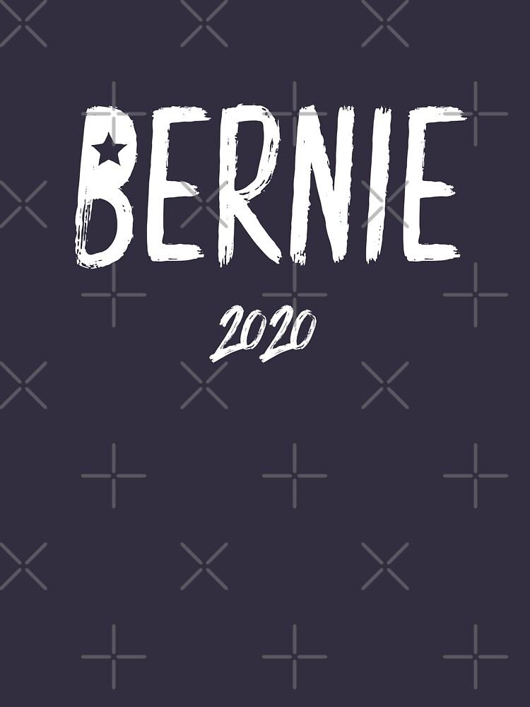 Bernie 2020 by BethsdaleArt