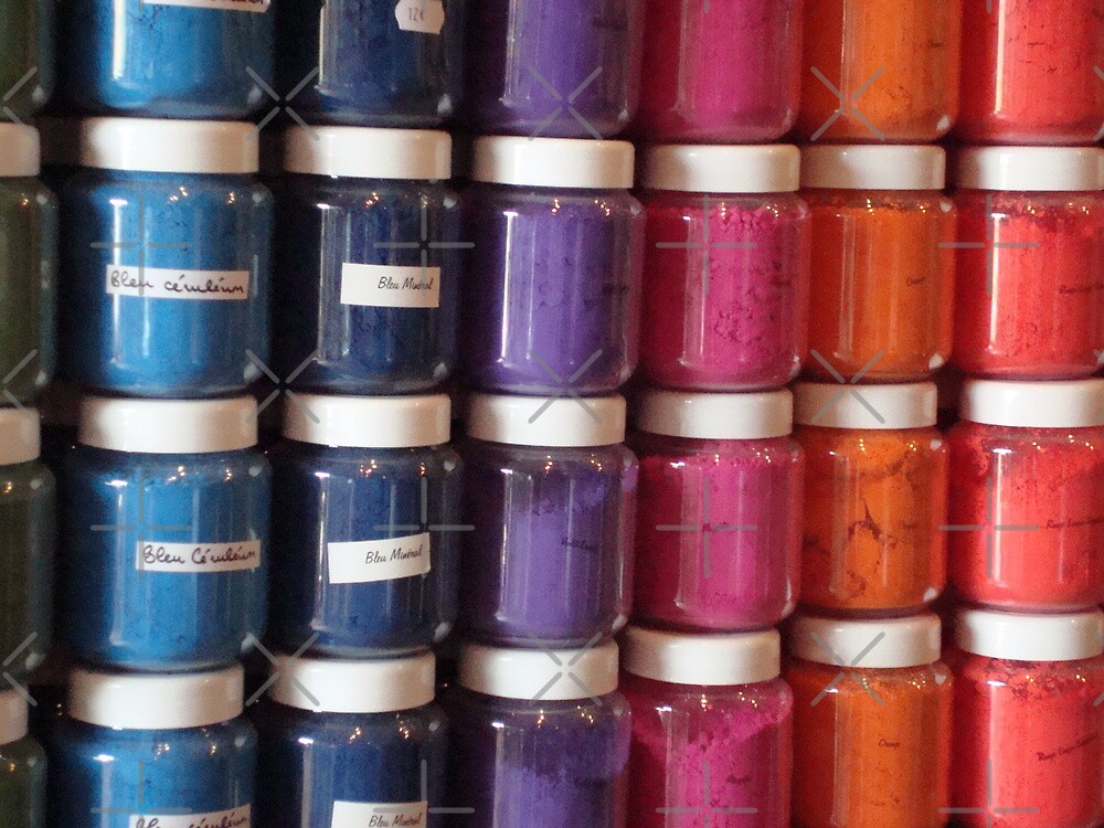 Color in a Jar by Kelly Gammon