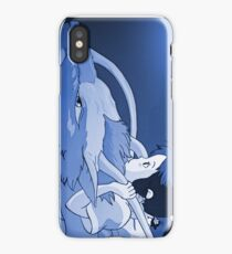 Haku as dragon iPhone Case/Skin