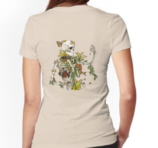 Tailliertes T-Shirt