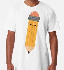 Camiseta larga Pequeño lápiz