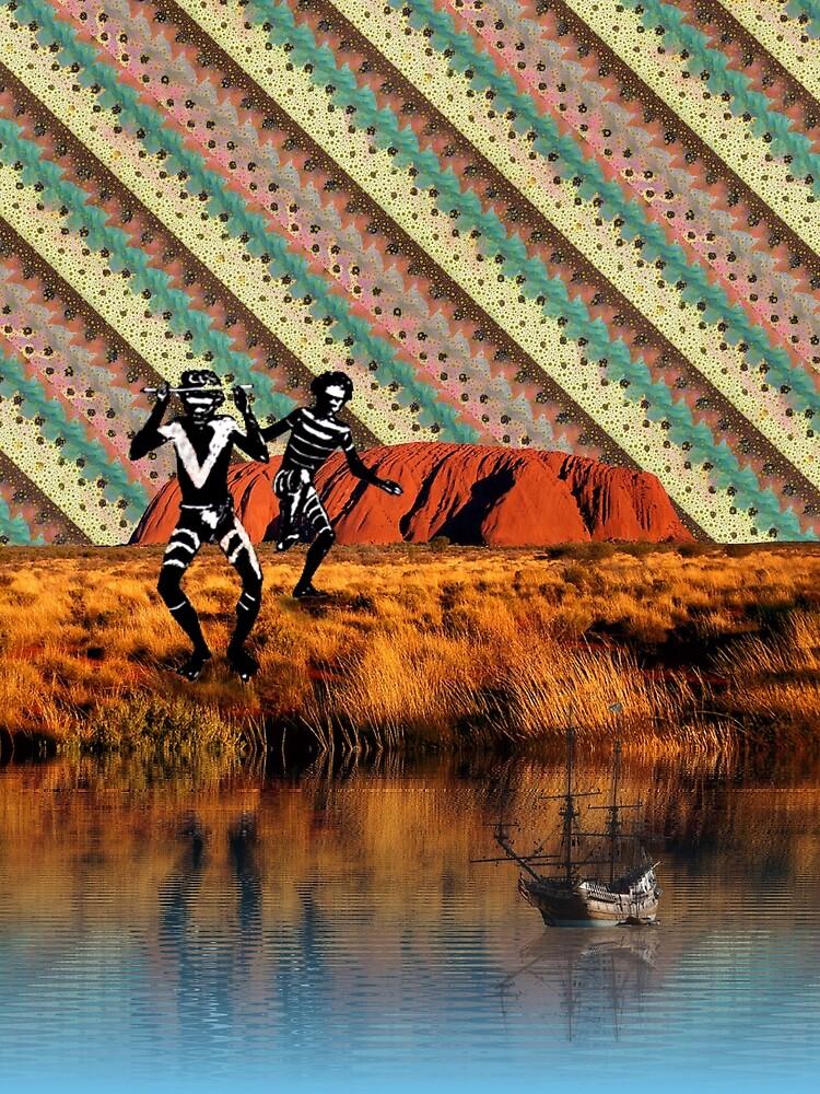 Australia Day. by Bo Jones