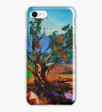 Among the Red Rocks - Sedona iPhone Case/Skin