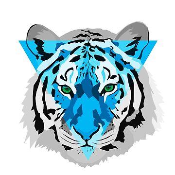 Tiger by TransmuteMedia
