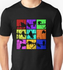 Colours Of Asylum T Unisex T-Shirt