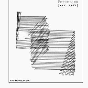 Forenzics - Static and Silence Black by Forenzics