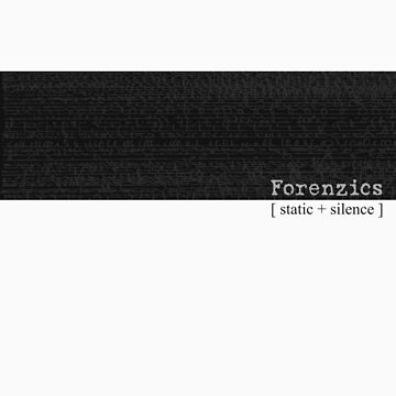 Forenzics - Static and Silence Strip by Forenzics