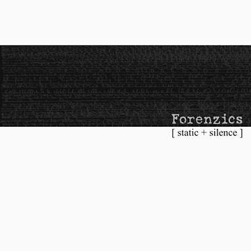 Forenzics - Static and Silence Strip by Forenzics